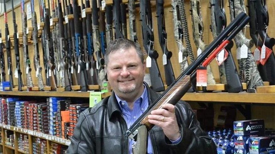 Mike Coombs believes the Seattle tax is about driving his Outdoor Emporium out of the city, not raising revenue to fund anti-gun violence programs.