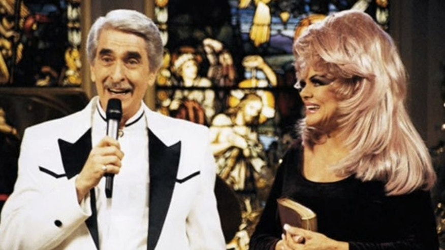 Paul Crouch, who died in 2013, and Jan Crouch who died this week, built a televangelism empire and embraced the wealth it brought them.