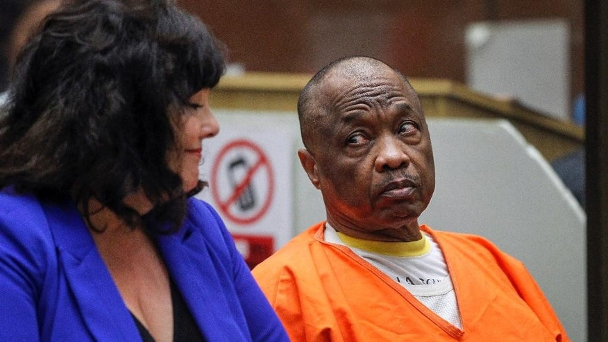 Jury Recommends Death For 'Grim Sleeper' Killer