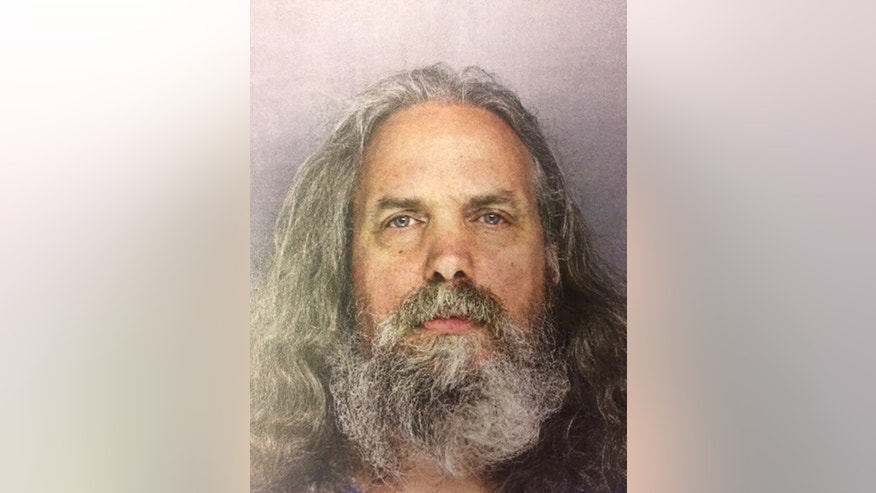 This photo provided by the Lower Southampton Police Department shows Lee Kaplan. Officials acting on a tip Thursday, June 16, 2016, found the 51-year-old Kaplan at his Feasterville, Pa., home, along with 12 girls ranging in age from six months to 18 years. (Lower Southampton Police Department via AP)