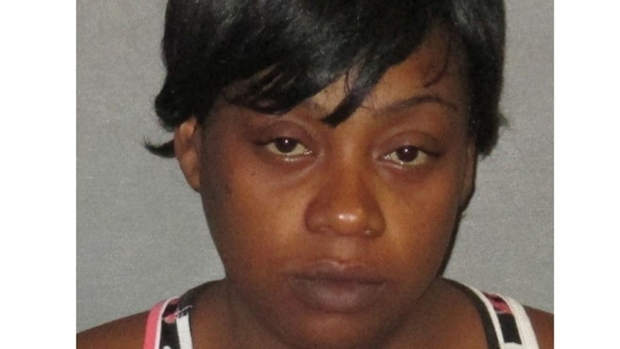 Mug photo for Schaquana Evita Spears. (East Baton Rouge Sheriff's Office)