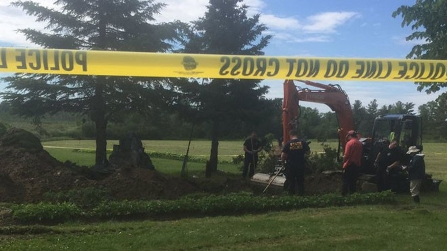 Maine police dig up property in 1980 cold case disappearance of Sharon Smith. (Fox Bangor)