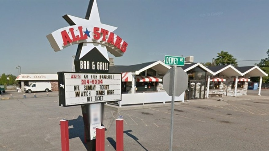 All Stars Bar & Grill in Warwick, R.I.