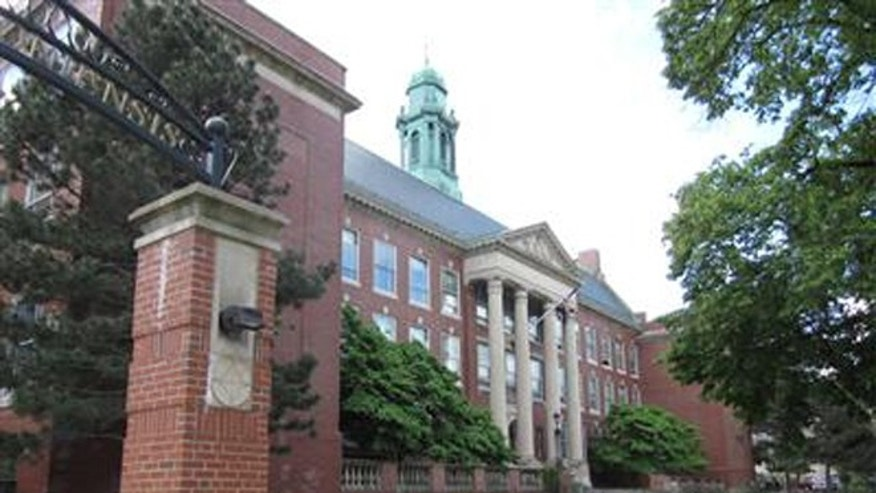 The school, founded in 1635, is going through one of its rockiest periods. (Boston Public Schools)