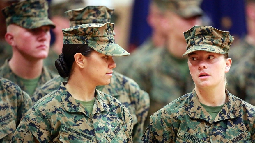 The Marines are renaming 19 occupations so they are gender-neutral.
