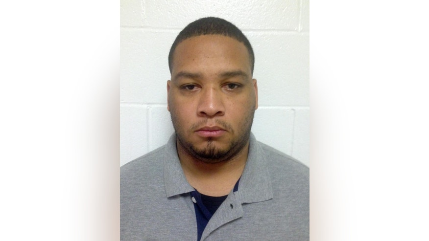 "FILE - This file booking photo provided by the Louisiana State Police shows Marksville City Marshal Derrick Stafford. Marshal Norris Greenhouse Jr. and Stafford were arrested on charges of second-degree murder and attempted second-degree murder in the fatal shooting of Jeremy Mardis, a six-year-old autistic boy,  in Marksville, La. Derrick Stafford's attorneys are asking a judge to move his trial to a different Louisiana parish. They claim he can't get a fair trial in Avoyelles Parish due to extensive media coverage of the case and ""inflammatory"" statements made by the head of the Louisiana State Police. (Louisiana State Police via AP, File) MANDATORY CREDIT"