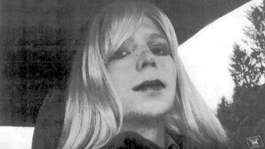 Chelsea Manning in an undated photo.