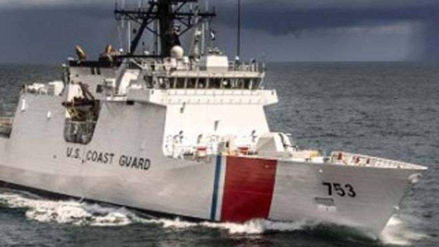 Coast Guard has spent $500,000 responding to hoaxer's 28 distress calls since 2014. (USCG)