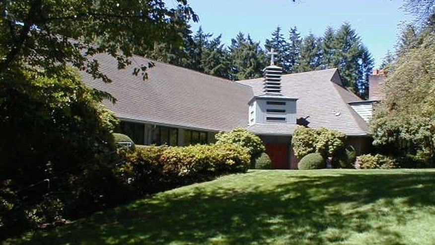 The Christ Church Episcopal Parish in Lake Oswego.