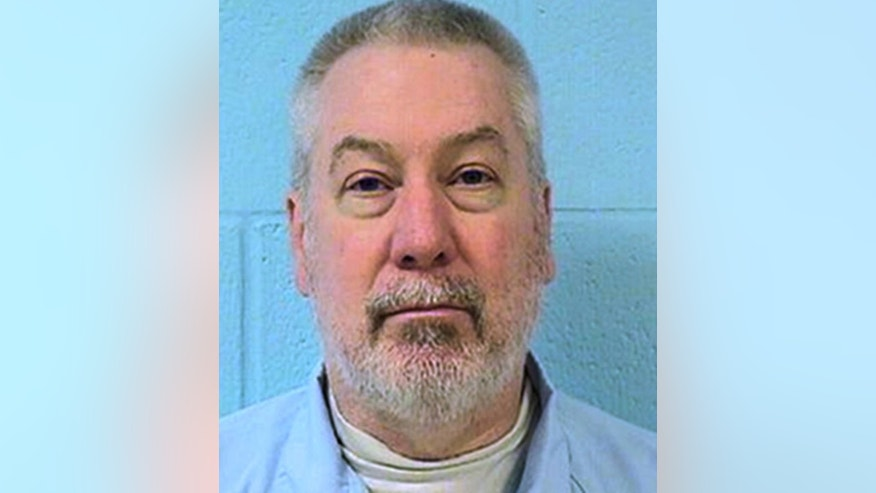 July 29, 2016: This undated file photo provided by the Illinois Department of Corrections shows former Bolingbrook, Ill., police officer Drew Peterson.