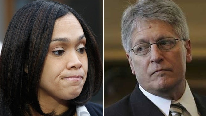Baltimore State's Attorney Marilyn Mosby could face the same fallout from the Freddie Gray case as prosecutor Michael Nifong did after the Duke lacrosse case in 2006.