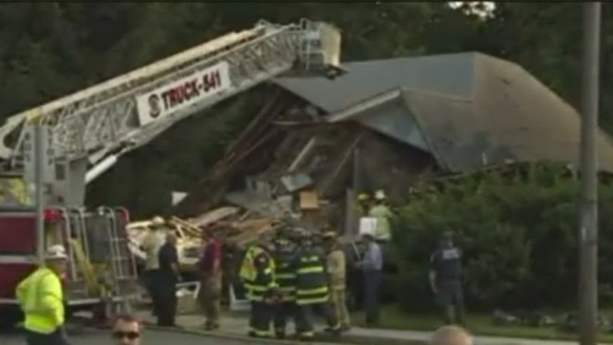 CT house explosion