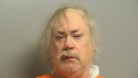 This Aug. 12, 2016 booking photo released by the Tulsa County Sheriff's Office shows Stanley Majors, who has been jailed in connection with the death of his neighbor Khalid Jabara. (Tulsa County Sheriff's Office via AP)