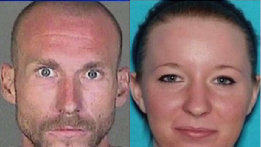 Joshua Robertson, left, and Brittany Humphrey.