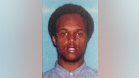 FILE - This undated file photo provided by the U.S. Attorney's Office shows Mohamed Roble, a survivor of the 2007 Minneapolis bridge collapse.  Roble was charged Wednesday, Aug. 24, 2016, with providing and conspiring to provide material support to a foreign terrorist organization. The charges come after authorities say he traveled to Syria to join the Islamic State group, departing the U.S. just a few weeks after collecting more than $91,000 in settlement money for his injuries. (U.S. Attorney's Office via AP, File)