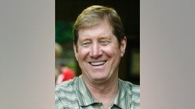 In this Aug. 18, 2016 photo, Republican candidate Jason Lewis campaigns at a park in Inver Grove Heights, Minn. Lewis, a Republican and once-nationally syndicated conservative talk show host, will face Democrat Angie Craig in Minnesota's 2nd Congressional District race. (AP Photo/Jim Mone)