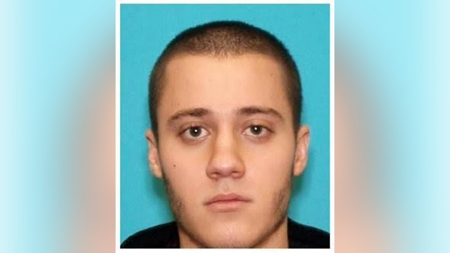 This undated photo provided by the FBI shows Paul Ciancia. Ciancia, the gunman who killed a federal airport screener and wounded three others during a shooting rampage at Los Angeles International Airport three years ago, has agreed to plead guilty to all counts in a deal that spares him the death penalty. Ciancia, 26, faces a mandatory life sentence for murder and other penalties, according to the plea agreement filed Thursday, Sept. 1, 2016, in U.S. District Court that calls for him to plead guilty to all charges. (FBI via AP)