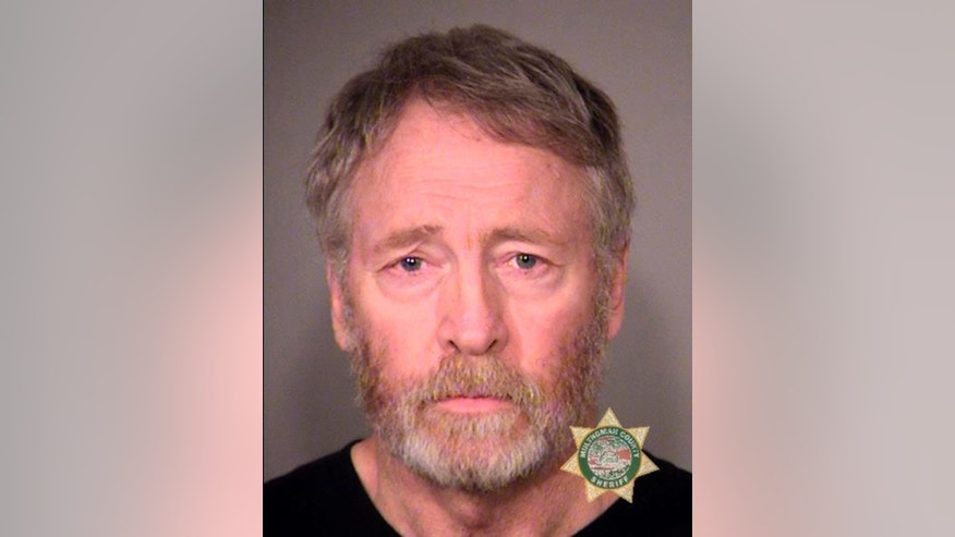 FILE--This Jan. 27, 2016, photo provided by the Multnomah County Sheriff's Office shows Ken Medenbach. Medenbach and six others are set to go on trial 9 months after the armed occupation of a wildlife refuge in Oregon. Government prosecutors are expected to begin opening statements Tuesday, Sept. 13, 2016, at the federal courthouse in Portland, Ore. (Multnomah County Sheriff via AP, file)