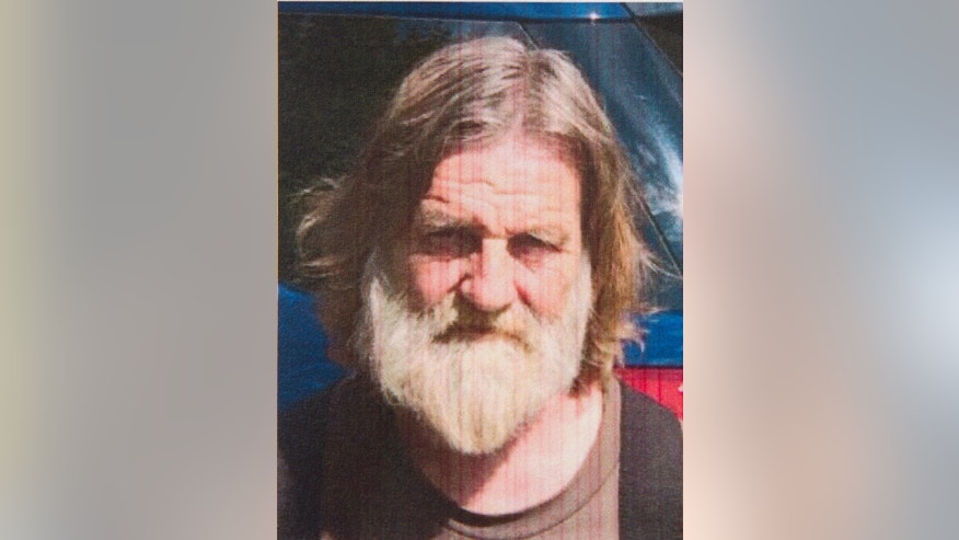 This photo provided by the Yuba County Sheriff's Department shows Larry Don Patterson, who was arrested by authorities in Oklahoma on Tuesday, Sept. 13, 2016, on charges related to the 1973 slayings of Valerie Lane, 12, and Doris Derryberry, 13, in Yuba County, Calif. (Yuba County Sheriff's Department via AP)