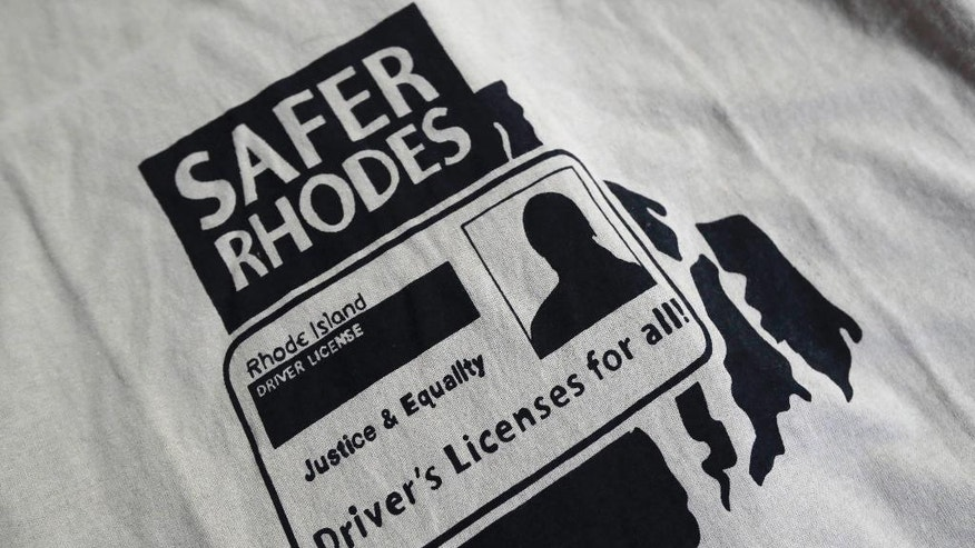 Safety fears rein in march for immigrant driver licenses for T shirt printing providence ri