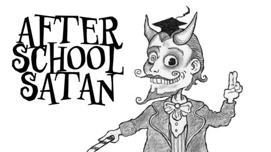 After School Satan logo