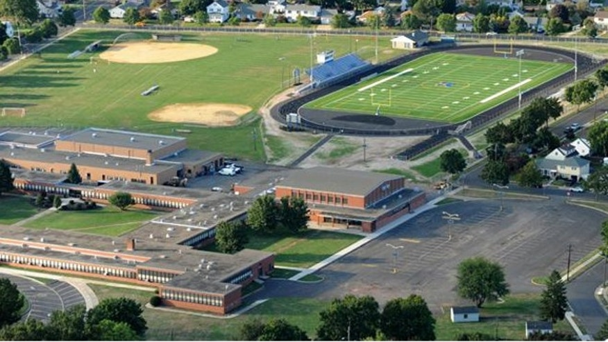 Manville High School in New Jersey. (Manville School District)