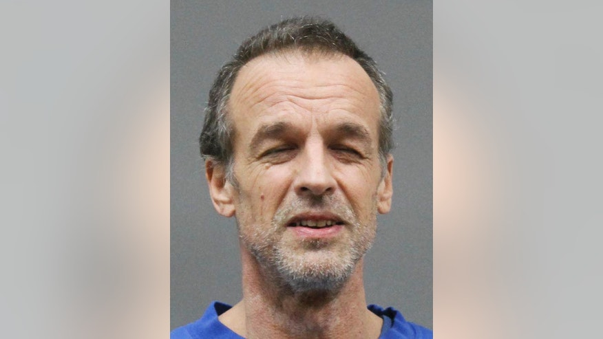 FILE - This June 18, 2016 photo provided by the Pine County Jail in Minnesota shows Victor Barnard. Barnard, the leader of an isolated religious community in Minnesota has pleaded guilty to sexual assault, Tuesday, Oct. 11, 2016. Under terms of the deal, Victor Barnard will serve 30 years in prison. He was the longtime leader of the River Road Fellowship near Finlayson. (Pine County Jail via AP File)