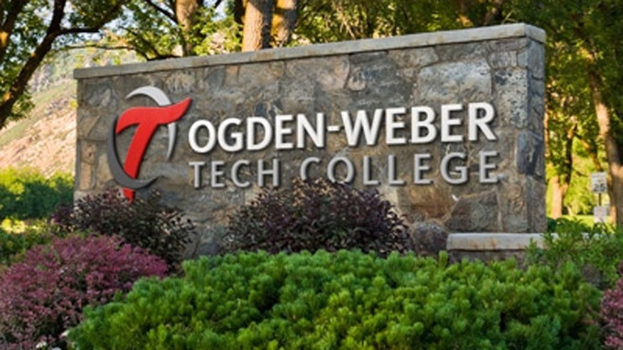 (Ogden Weber Applied Technology College in Ogden, Utah. (OWATC)
