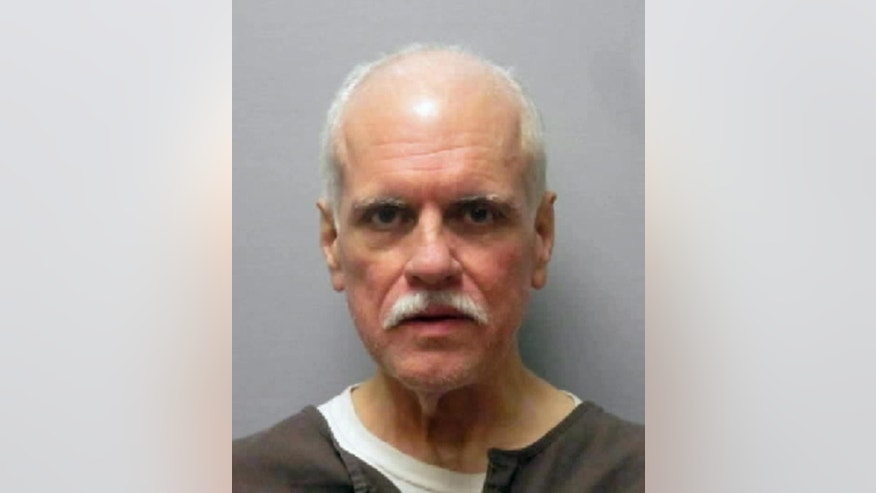This 2016 photo provided by the Kansas Department of Corrections shows Gary Kleypas. The Kansas Supreme Court on Friday, Oct. 21, 2016, upheld the death sentence of Kleypas, the first prisoner condemned in the state in more than three decades. He was sentenced to death in the 1996 rape and stabbing death of Pittsburg State University student Carrie Williams. (Kansas Department of Corrections via AP)