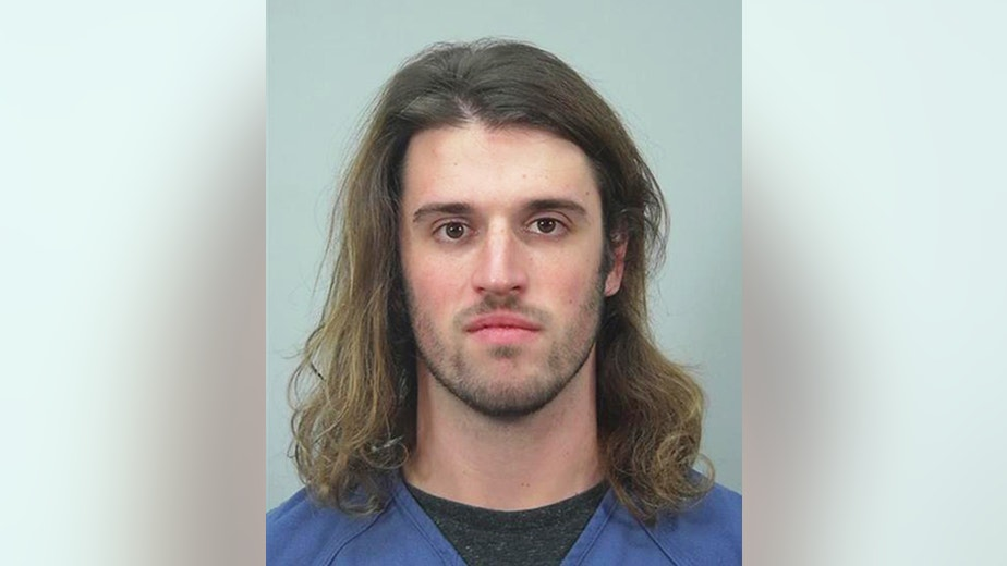 This undated photo provided by the Dane County Sheriff's Office in Madison, Wis., shows Alec Cook, a University of Wisconsin student charged with sexually assaulting and choking a woman on Oct. 12, 2016. Prosecutors say Cook is expected to face additional charges after investigators were contacted by dozens of other women. (Dane County Sheriff's Office via AP)