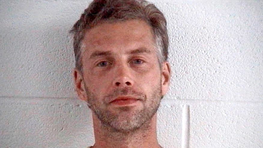FILE – This file photo provided by the Ashland County Sheriff Office shows Shawn Grate, arrested Sept. 13, 2016, in Ashland, Ohio.