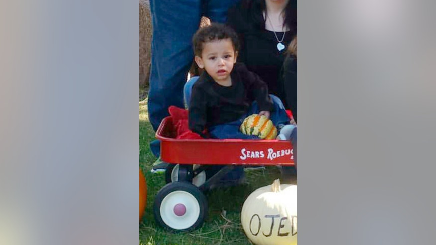 Silas Anthony Ojeda of Cheyenne, Wyoming