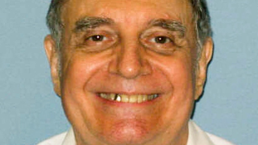 Alabama scheduled to execute man in '82 murder-for-hire