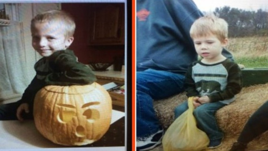 Ethan Cadenbach,5, and his 4-year-old brother Owen. (Fox2Now)