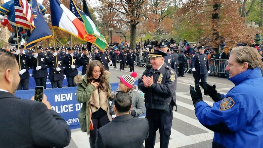 NYPD proposal