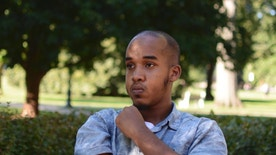 """FILE - This August 2016 file photo provided by TheLantern.com shows Abdul Razak Ali Artan in Columbus, Ohio. Authorities identified Artan as the Somali-born Ohio State University student who plowed his car into a group of pedestrians on campus and then got out and began stabbing people with a knife Monday, Nov. 28, 2016, before he was shot to death by an officer. The attack employed methods Islamic State extremists have suggested in a slick new online magazine. It isn't clear whether Artan ever saw or heard about the magazine's instructions, but in a Facebook post made before the attack, he said that if the U.S. wanted Muslims to stop carrying out """"lone wolf attacks,"""" it should make peace with the Islamic State group. The posts were recounted by a law enforcement official who was briefed on the investigation but wasn't authorized to discuss it publicly and spoke to The Associated Press on condition of anonymity. (Kevin Stankiewicz/TheLantern.com via AP, File)"""