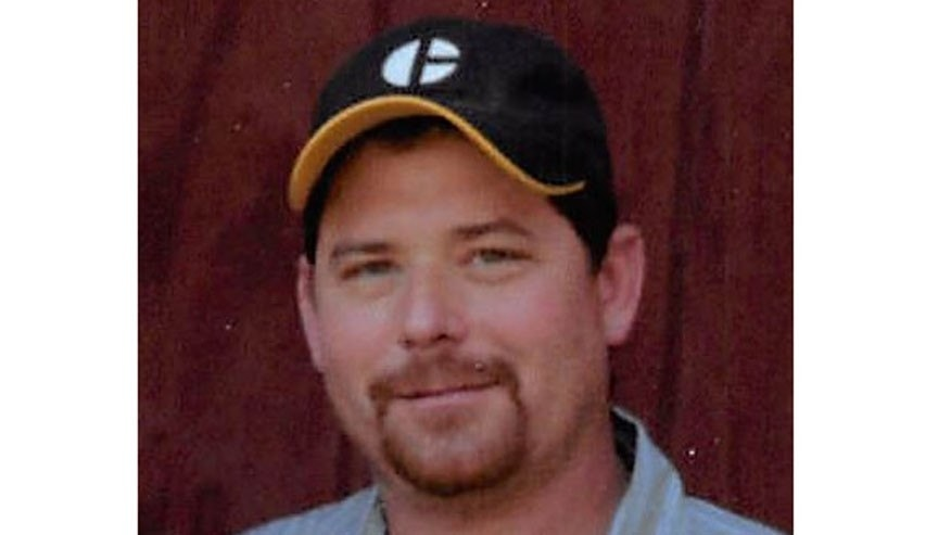 Terrence Brisk, 41, of Belle Prairie Township in Minnesota. (Fox 9)