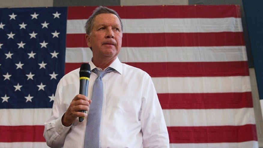 Gov. Kasich Will Decide On Ohio 'Heartbeat' Abortion Bill