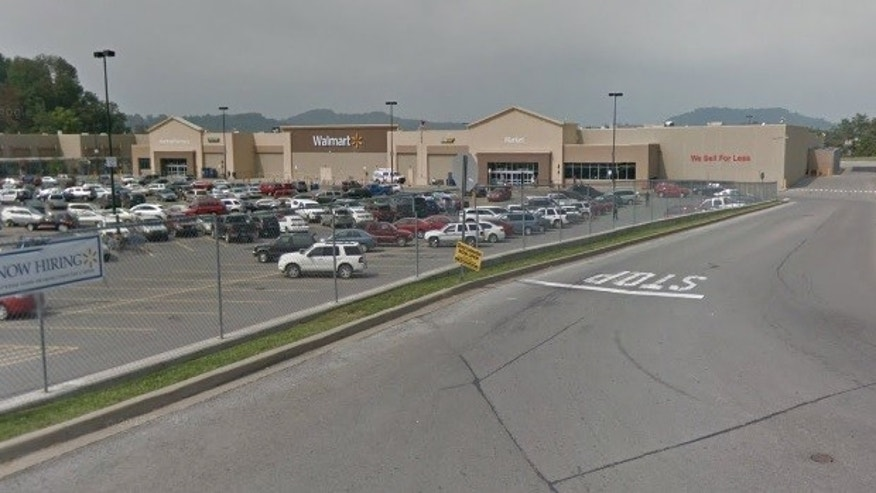 A suspect shot by police at this Walmart in West Virginia has died.