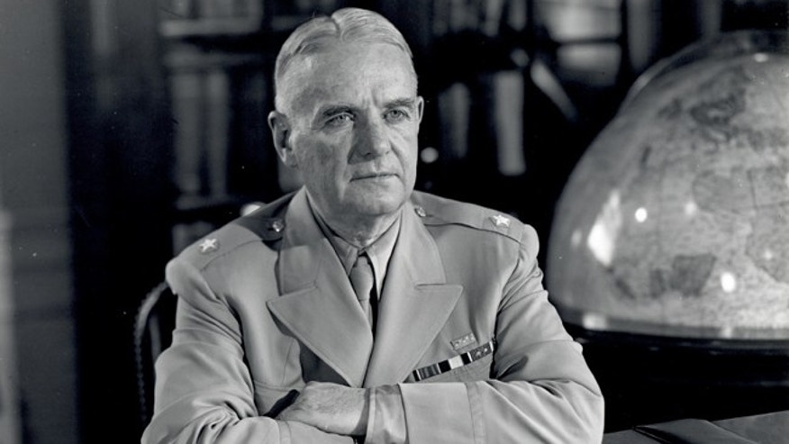 Gen. William Donovan organized and led the Office of Strategic Services.