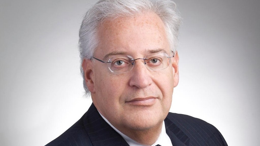 FILE- In this photo provided by Kasowitz, Benson, Torres & Friedman LLP, David Friedman, President-elect Donald Trump's choice for ambassador to Israel. (Kasowitz, Benson, Torres & Friedman LLP via AP, File)