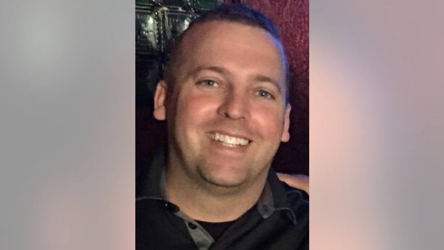 Trooper Nic Cederberg was injured during a shootout on Sunday.