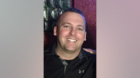 This undated photo provided by the family to the Oregon State Police shows Trooper Nic Cederberg. A Christmas Day shooting left a woman dead, triggered a car chase and gunbattle in suburban Portland that critically wounded Cederberg and killed the slaying suspect, according to authorities and court records Tuesday, Dec. 27, 2016. Cederberg's brother wrote on an online fundraising page Dec. 29, 2016, that his brother has been transferred from the intensive care unit and into a normal patient room. (Cederberg Family/Courtesy of the Oregon State Police via AP)
