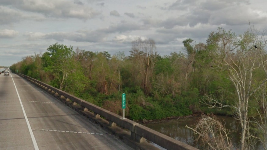 A severed human arm was found near the Reserve Canal at Interstate 10 eastbound in Reserve, La. near mile marker 202 last month.