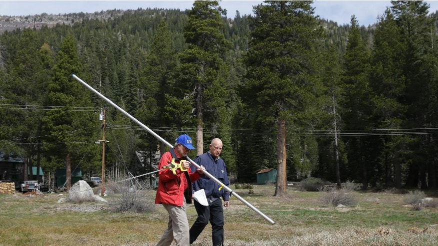 California storms could herald the end of punishing historic drought