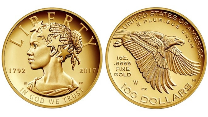Department Of Treasury Unveils 2017 American Liberty 225th Anniversary Gold Coin