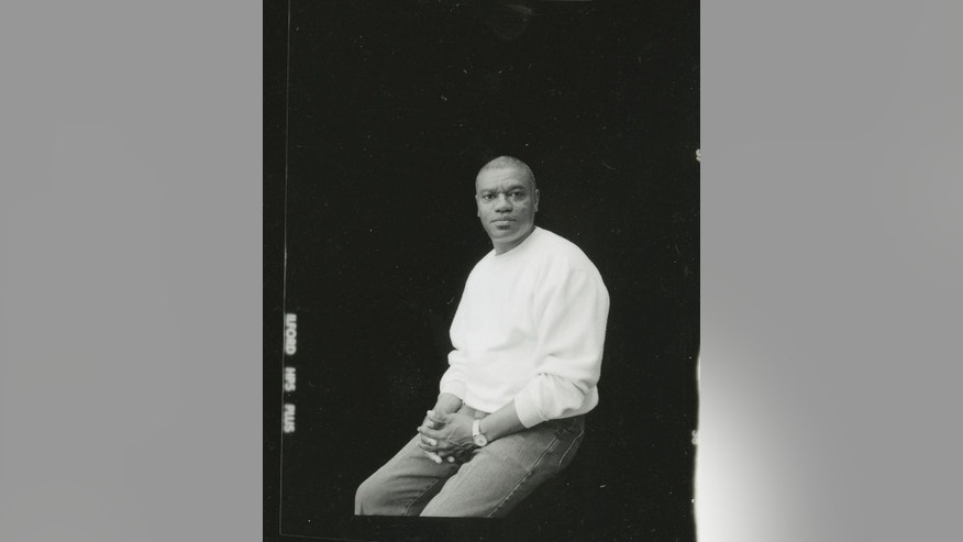 This 1999 image scanned from a contact sheet provided by the Innocent Project shows a portrait session with Wilbert Jones. Jones, serving a life sentence for the rape of a nurse in 1971, claims authorities concealed evidence that the crime was committed by another man linked to two similar attacks. In a court filing Tuesday, Jan. 17, 2017, the Innocence Project New Orleans attorneys asked the Louisiana Supreme Court to review Jones' 45-year-old case and order him a new trial. (Deborah Luster/The Innocence Project via AP)