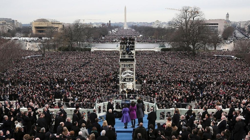 When it comes to inaugural crowds, does size matter? | Fox News