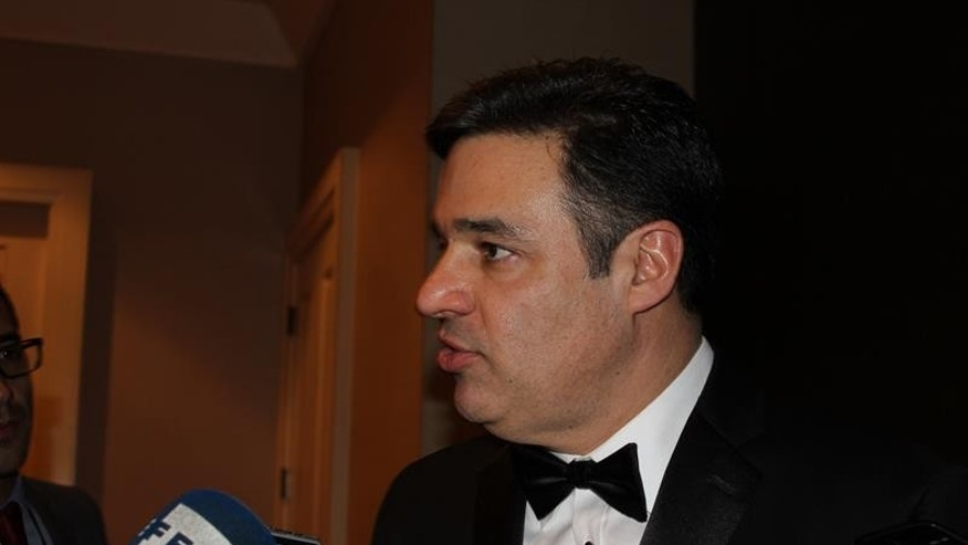GOP Rep. Raul Labrador during the Latino Inaugural Gala held in Washington, DC, on Jan. 19, 2017.