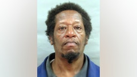 FILE- In an undated booking photo from the Michigan Department of Corrections, Derick Felton is shown. The 63-year-old Detroit man, sentenced to two years' probation in September 2015 after his pit bulls mauled another man, is being sought for violating his court-ordered probation. Felton is listed on the Michigan Department of Corrections offender website as absconding from probation in November 2015. (Michigan Department of Corrections via AP)